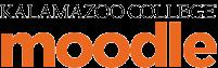 Logo of Kalamazoo College Moodle